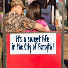 It's a Sweet Life of Forsyth